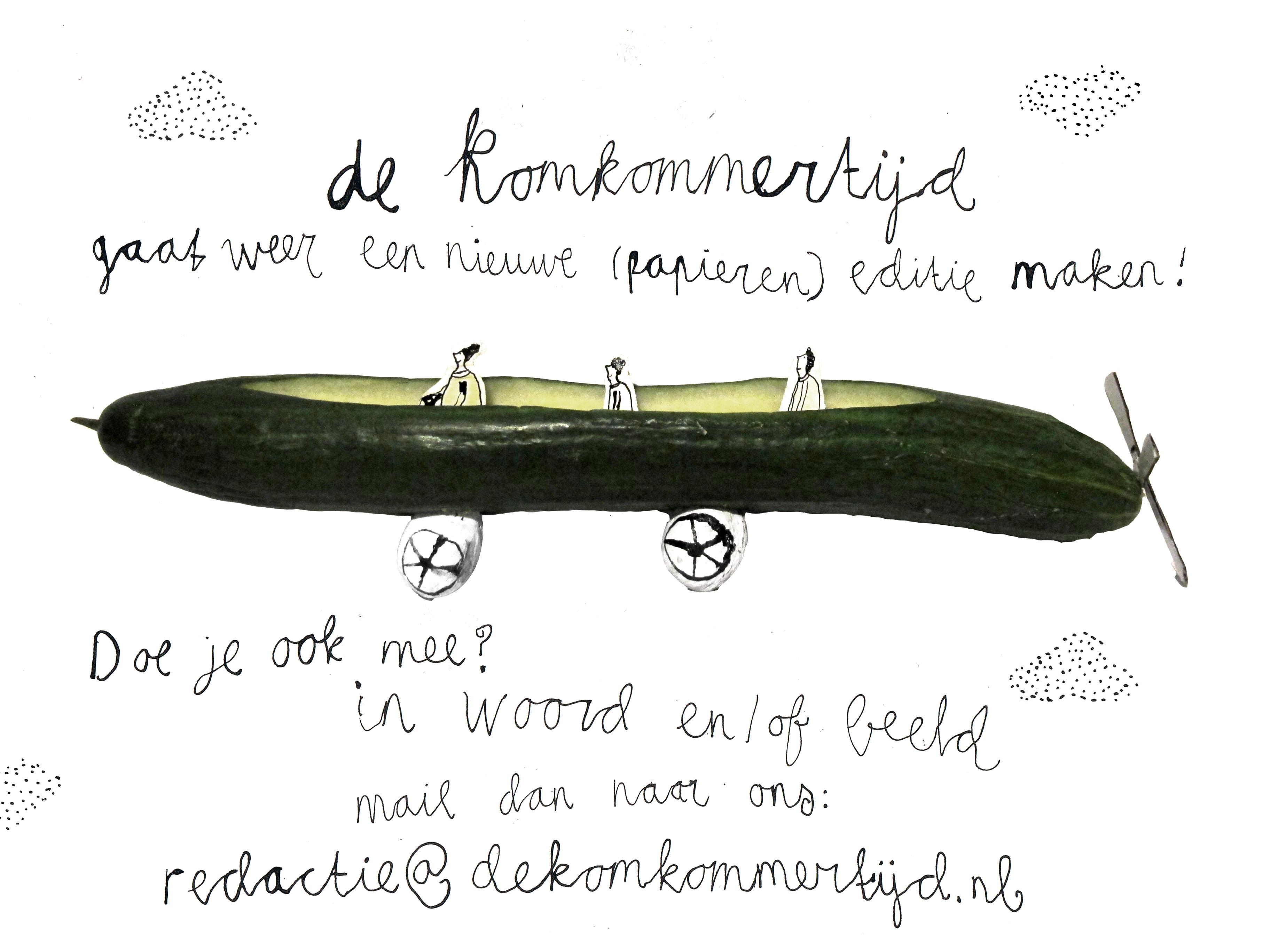 komkommermettekst